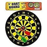 Bulk Buys Dart Board With Darts - Case Of 24