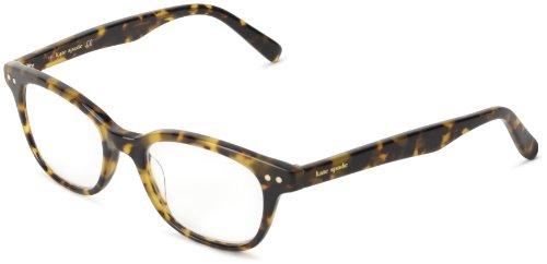 Kate Spade Rebec Oval Sunglasses,Tokyo Tortoise 15,49 mm