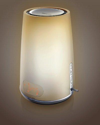 Philips HF3485/01 Wake-Up Light (UKW-Radio, USB-Anschluss