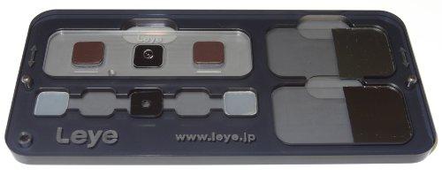 スマートフォン顕微鏡 Leye エルアイ 球型レンズ 30-100倍 iPhone android タブレット 自由研究 自然観察