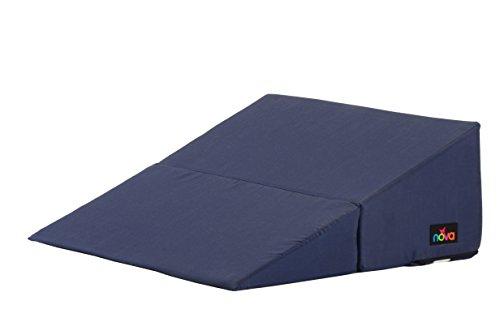 "NOVA Medical Products 10"" Folding Bed Wedge, Blue, 3 Pound 4"
