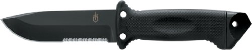 Gerber LMF II Survival Knife, Black [22-01629]
