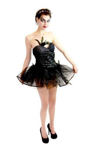 Black Swan Ballet Ballerina Costume
