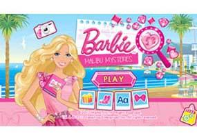 Use reading and sleuthing skills to help Barbie and friends solve three mysteries.