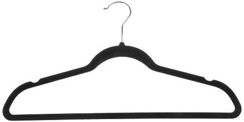 Top 10 best black felt hangers 10 pack 2020