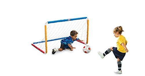 MGA Little Tikes Easy Score Soccer Set w/net + ball + pump