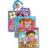 Dora Non Woven Tote Bag 13.5X13.5X5.75 I [5 Retail Unit(s) Pack] - DE20293SCAS