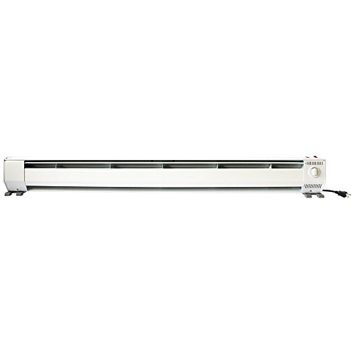 Marvelous The King Electric KP1215 Portable Baseboard Heater Review