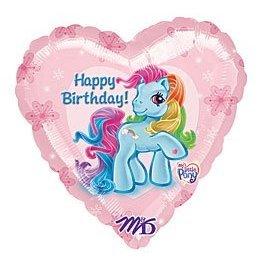 My Little Pony Happy birthday party balloon