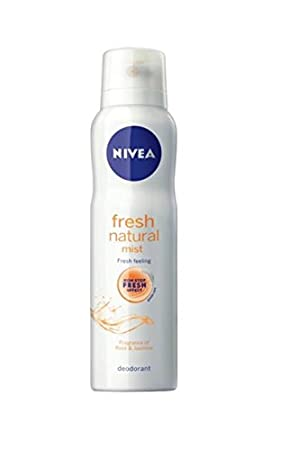 Nivea Fresh Natural Mist Deodorant
