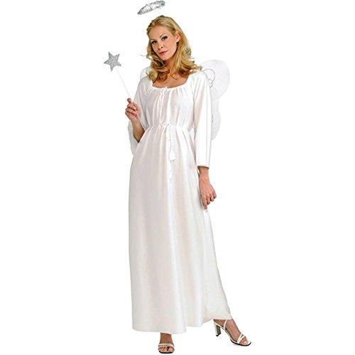 Rubie's Costume Angel Costume, White, One Size