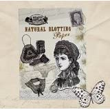 Elimination,oily On The Face Whenever You Want, Natural Oil Blotting Paper 100% Natural Soft Wood Pulp-50 Sheets...