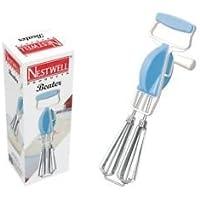 Italish Nestwell Stainless Steel Hand Blender/Beater Mixer