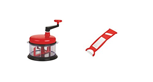 CME Combo Of Chop N Churm And 3 In 1 Peelar Grater & Slicer