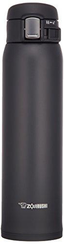 Zojirushi SM-SA60-BA Stainless Steel Mug, 20-Ounce, Black