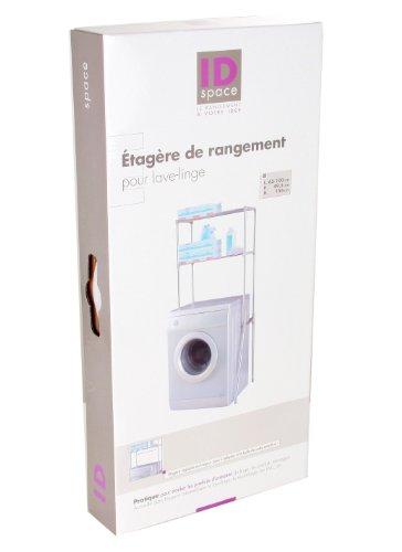 Asciugatrice Prezzo: Mobile scaffale salvaspazio a 2 ripiani - ideale da posizionare sopra la ...