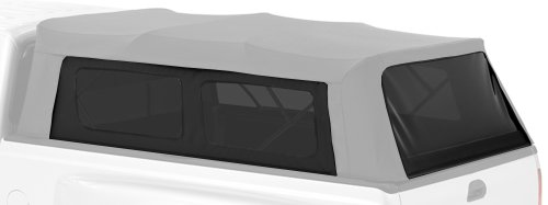 Bestop® 76320-35 Black Diamond Tinted Window Kit for Supertop® for Truck Bed Cover