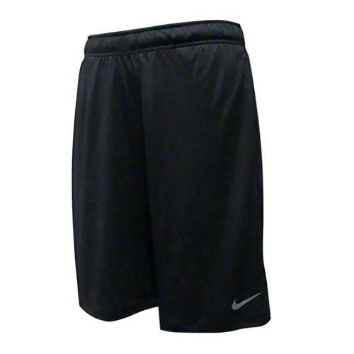 NIKE(ナイキ) ハーフ パンツ DRI-FIT メンズ ブラック/ブラック/フリントグレー 519505-010 Sサイズ