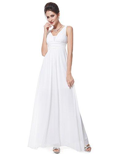 Bekannt Weißes Kleid ++ Top 6 wunderschöne Kleider ++ Neu PE58