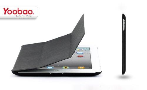 世界最薄、最軽量!Slimレザーケース%2FiPad2+ケース(赤、白、黒)+液晶フィルム付き