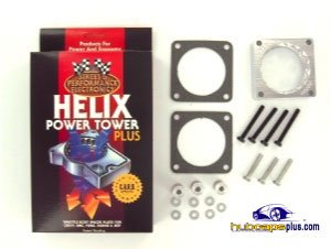 Street and Performance Electronics 40005 Helix Power Tower Plus Throttle Body Spacer