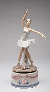 Amazon.com - Cosmos 10623 Fine Porcelain Ballerina in