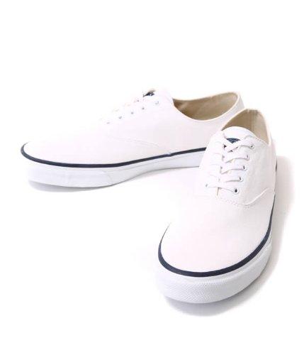 SPERRY TOP-SIDER [ スペリー トップサイダー ] CVO WHITE(デッキシューズ スニーカー トップサイダー 靴) fs04gm US8 ホワイト