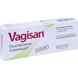 VAGISAN FeuchtCreme Cremolum 16 St Vaginalsuppositorien