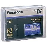 Panasonic AYDVM83PQ 83/55 Minute Professional Quality Mini-DV Digital Tape - Pack Of 50
