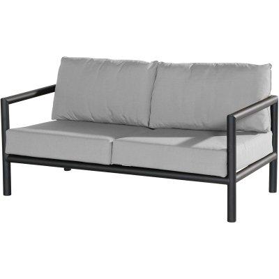 4 Seasons Outdoor Malibu 2-Sitzer Sofa taupe