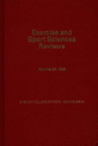 Exercise Sport Sci Review V26 CB (Exercise and Sport Sciences Reviews)