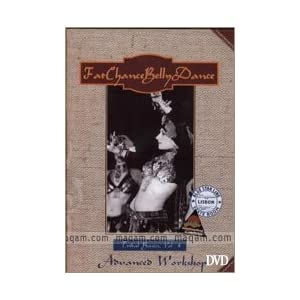 Advanced Workshop Tribal Basics Vol. 4 Fat Chane Belly Dance Dvd