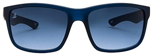 Vincent Chase VC 5188 Matte Blue Blue Gradient C3 Sunglasses (103750)