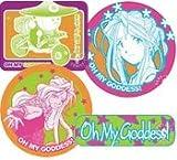 Ah My Goddess Sticker Set