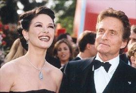 Michael Douglas & Catherine Zeta Jones