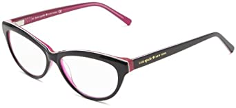 Amazon.com: Kate Spade Abena Abena Cat Eye Reading Glasses