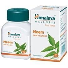 Himalaya Herbals Neem - 60 Capsules ( Pack Of 2 )