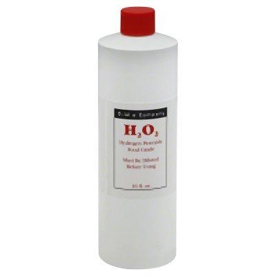 Hydrogen Peroxide 12% 16 Ounces