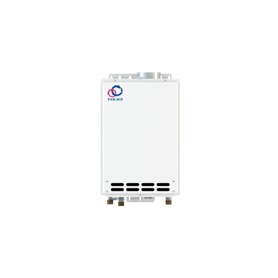 Takagi T K4 IN NG Indoor Tankless Water Heater, Natural