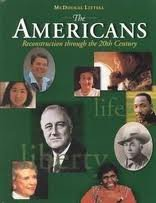 The Americans: Student Edition Grades 9-12 Reconstruction to the 21st Century 2002