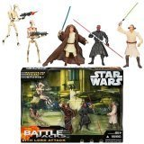 Star Wars Sith Lord Attack Battle Pack