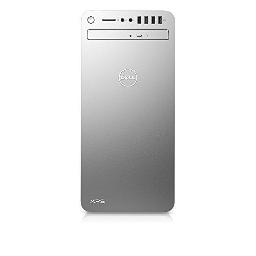 Dell XPSE8910-4412SLV Desktop (6th Gen Intel Core I5, 8GB RAM, 1 TB HDD) NVIDIA GeForce GTX 1070, Silver