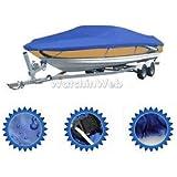 Alcoa Prime 17-19ft Boat Cover Waterproof UV Sun Protection Fishing Ski Speed Boat Cover