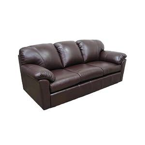 Amazon Tahoe Leather Sofa Sleeper Option Hideaway Air Mattress Color Guanaco Marmo