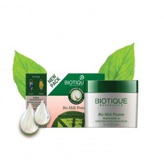 Biotique Bio Milk Protein Whitening & Rejuvenating Face Pack