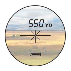 ACULON Laser Rangefinder Reticle