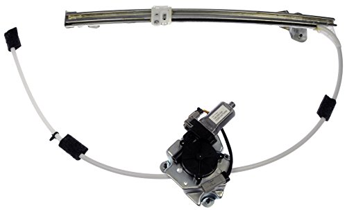 Dorman 748-568 Jeep Liberty Rear Passenger Side Window Regulator with Motor