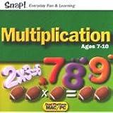 Snap! Multiplication By Topics Entertainment - Mac, Mac OS X, Windows, Windows 2003 Server