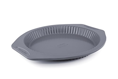 GreenPan 10 Inch Carbon Steel Non-Stick Ceramic Tart Pan