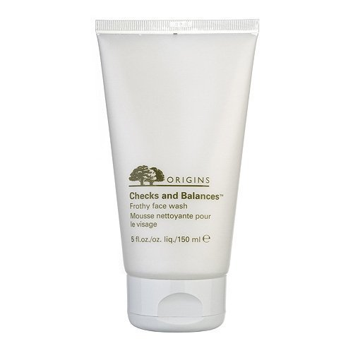 origins face wash origins checks and balances frothy wash 5oz 150ml 30791